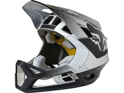 Fox Proframe Helmet Vapor silver/black