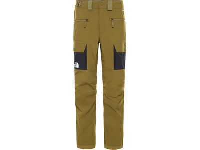 The North Face Men's Slashback Cargo Pant, fir green/tnf black - Skihose