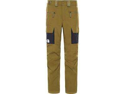 The North Face Men's Slashback Cargo Pant fir green/tnf black
