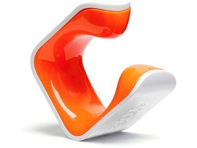 Hornit Clug Hybrid, orange-white - Fahrradhalterung