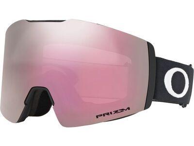 Oakley Fall Line XM Prizm, matte black/Lens: hi pink iridium - Skibrille