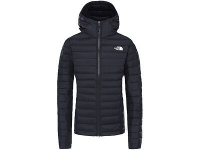 The North Face Women's Stretch Down Hoodie, tnf black - Daunenjacke