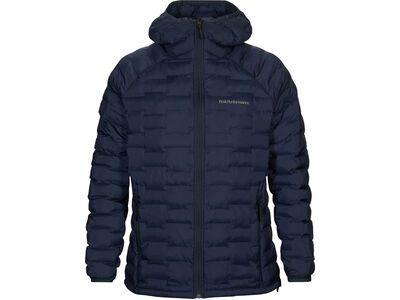 Peak Performance Argon Light Hood Jacket, blue shadow - Thermojacke