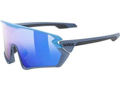 uvex sportstyle 231 mirror blue blue grey mat
