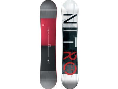 Nitro Team Wide 2021 - Snowboard