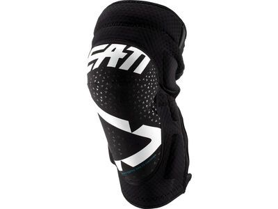 Leatt Knee Guard 3DF 5.0 Zip white/black
