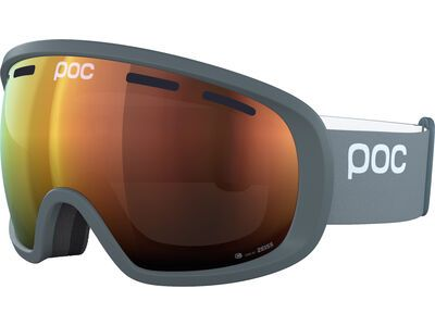 POC Fovea Clarity Spektris Orange pegasi grey