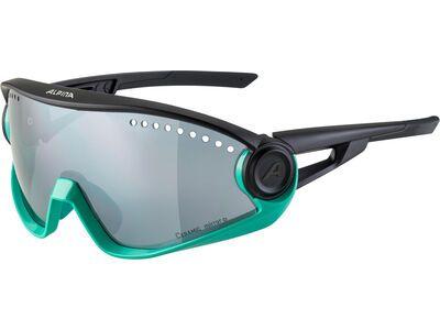 Alpina 5W1NG Mirror Black turquoise-black