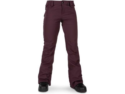 Volcom Species Stretch Pant, merlot - Snowboardhose