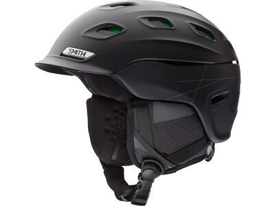 Smith Vantage, matte black - Snowboardhelm