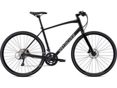 Specialized Men's Sirrus Sport 2020, black/chrome - Fitnessbike