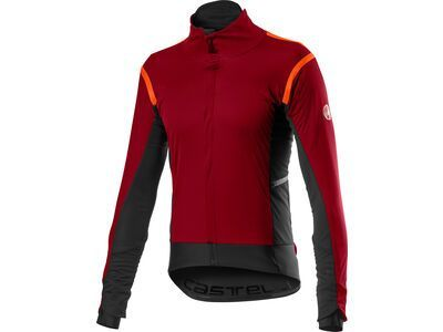 Castelli Alpha RoS 2 Jacket pro red
