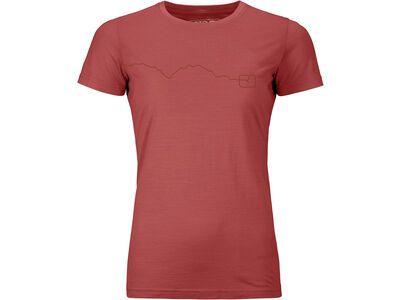 Ortovox 120 Tec Mountain T-Shirt W blush
