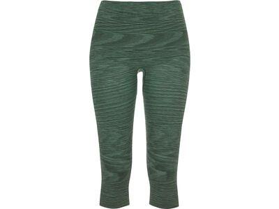 Ortovox 230 Merino Competition Short Pants W, green isar blend - Unterhose
