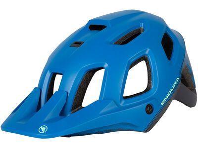 Endura SingleTrack Helmet II azure blue