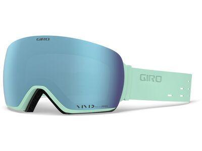 *** 2. Wahl *** Giro Lusi inkl. WS, mint/Lens: vivid royal - Skibrille |
