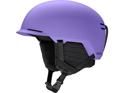 Smith Scout Junior, matte neon purple - Snowboardhelm