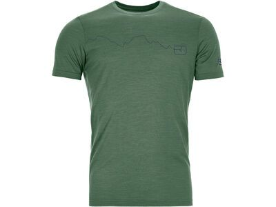 Ortovox 120 Tec Mountain T-Shirt M green forest