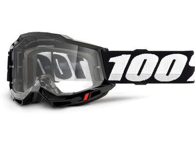 100% Accuri OTG, black/Lens: clear - MX Brille