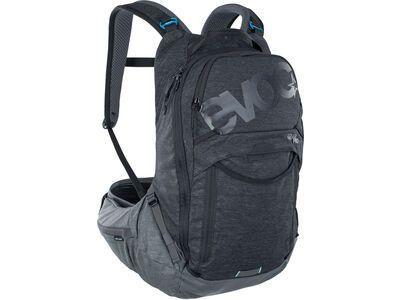 Evoc Trail Pro 16 - S/M black/carbon grey