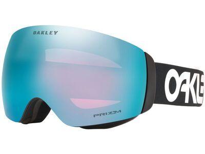 ***2. Wahl*** Oakley Flight Deck XM Prizm Factory Pilot, black/Lens: sapphire iridium - Skibrille