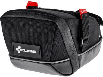 Cube Satteltasche Pro L black