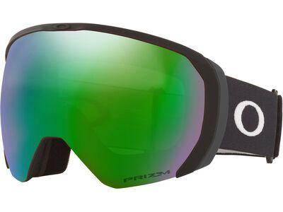 Oakley Flight Path XL Prizm, matte black/Lens: jade iridium - Skibrille