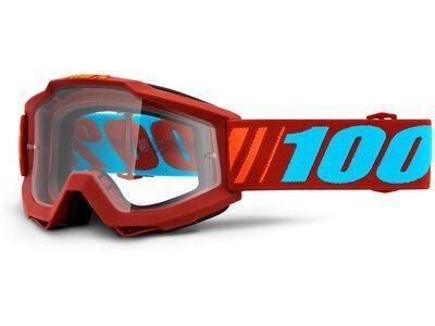 100% Accuri, dauphine/Lens: clear - MX Brille