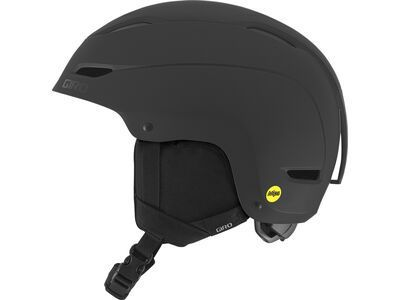 Giro Ratio MIPS, matte black - Skihelm