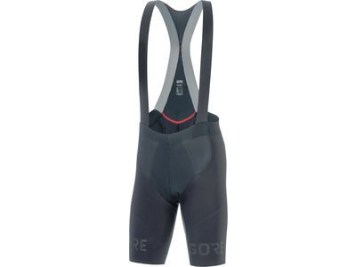 Gore Wear C7 L/D Trägerhose kurz+, black - Radhose