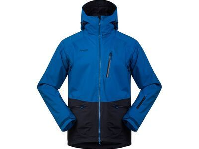 Bergans Myrkdalen Insulated Jacket, ocean/dark navy - Skijacke