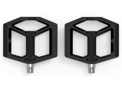 Cube Acid Pedale Flat C2-CC, black