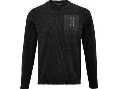 Cube ATX Fleece Trikot langarm, black