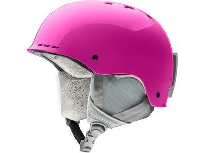 Smith Holt Junior, magenta - Snowboardhelm