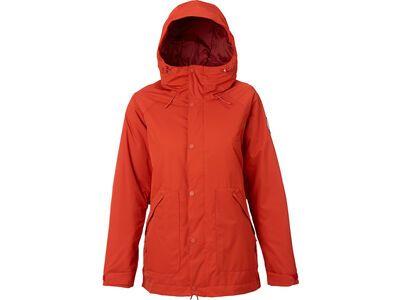 Burton Womens Eastfall Jacket, bitters - Snowboardjacke