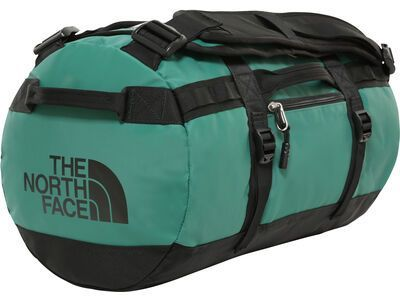 The North Face Base Camp Duffel - Extra Small, evergreen/tnf black - Reisetasche