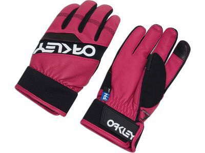 Oakley Factory Winter Gloves 2.0, rubine red - Skihandschuhe