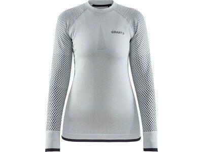 Craft Adv Warm Fuseknit Intensity LS W, deco/black - Unterhemd