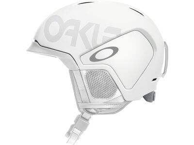 Oakley Mod3 Factory Pilot, matte white - Skihelm