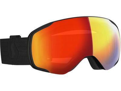 Scott Vapor - Enhancer Red Chrome black