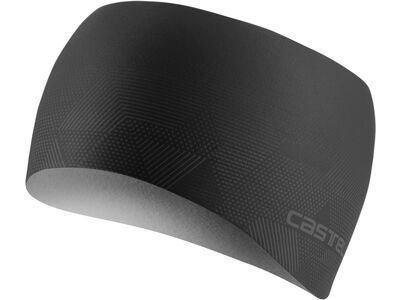 Castelli Pro Thermal Headband light black