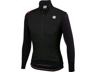 Sportful Fiandre Strato Wind Jacket, black - Radjacke