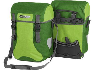 Ortlieb Sport-Packer Plus (Paar), limone-moosgrün - Fahrradtasche