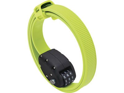 Otto DesignWorks Ottolock Cinch Lock - 76 cm, flash green - Fahrradschloss