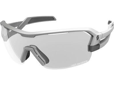 Scott Spur LS – Grey Light Sensitive + Clear vogue silver