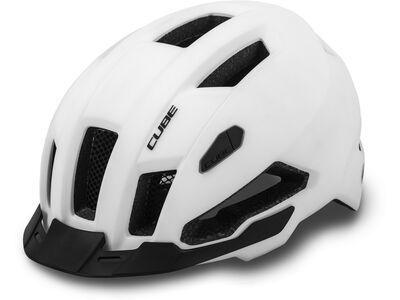 Cube Helm Evoy Hybrid MIPS white