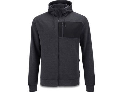 Dakine Ashton Tech Hoodie black heather
