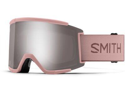 Smith Squad XL inkl. WS, rock salt tannin/Lens: cp sun platinum mir - Skibrille