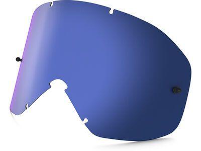 Oakley O2 MX Wechselscheibe, black ice iridium