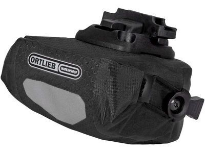 Ortlieb Micro Two 0,5 L, black matt - Satteltasche
